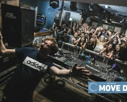 RAVE TAPES | #08 – MOVE D